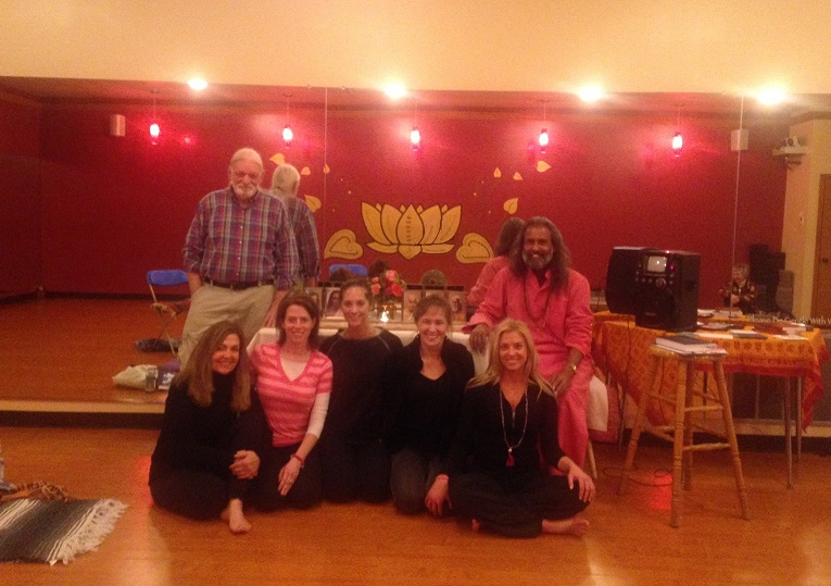Swami's monthly workshops in Evergreen, Colorado.