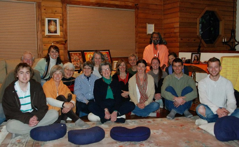 Swami's group in Steamboat Springs, Colorado.