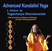 Advanced Kundalini Lecture DVD  by Swami Dharmananda
