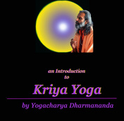 Introduction to Kriya Yoga Lecture DVD by Swami Dharmananda