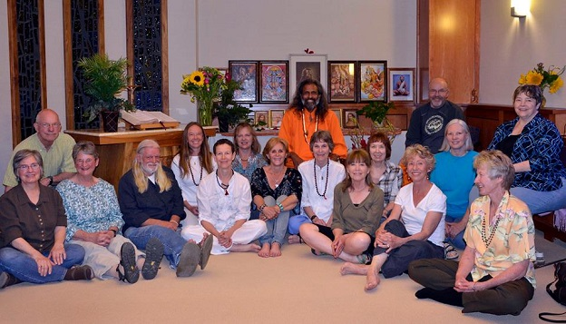 Meditation group on Thursdays at Longmont United Hospital's chapel.