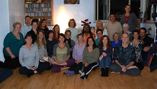 Denver, Colorado, classes at the Prana Yoga & Ayurveda Mandala Training Center.